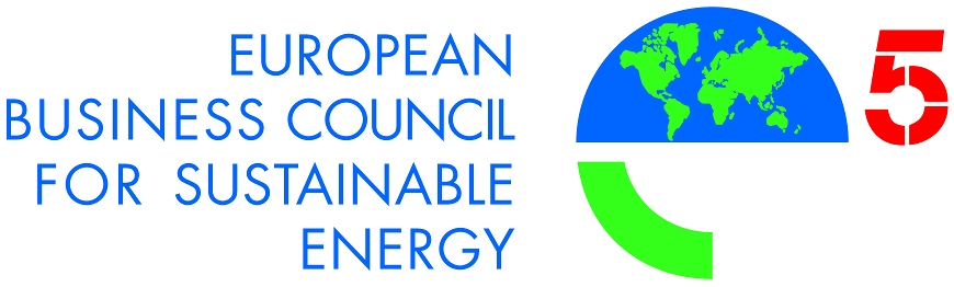 Logo des European Business Council for Sustainable Energy (e5)