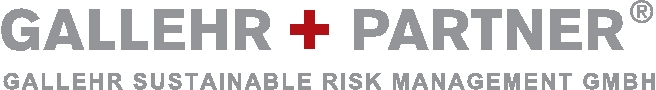Logo der Gallehr Sustainable Risk Management GmbH